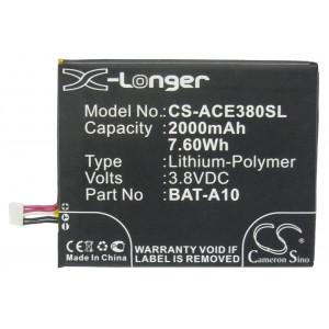 Аккумулятор для телефона Acer Liquid E3 - Cameron Sino | Фото 4