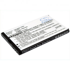 Аккумулятор для телефона Acer beTouch E140 - Cameron Sino | Фото 1