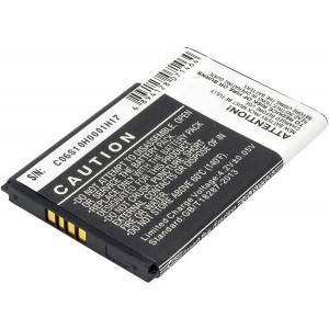 Аккумулятор для Alcatel (CAB31Y0002C1, TLiB5AA) - Cameron Sino | Фото 3