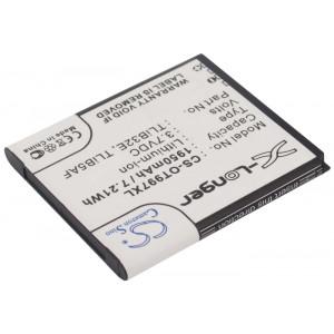 Аккумулятор для Alcatel (CAB32E0002C1, TLiB5AF) - Cameron Sino | Фото 2