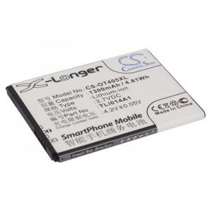Аккумулятор для Alcatel (TLi014A1) - Cameron Sino | Фото 1