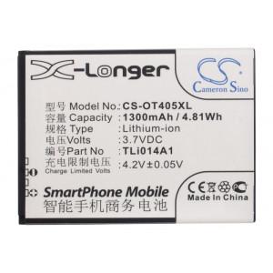 Аккумулятор для Alcatel (TLi014A1) - Cameron Sino | Фото 4