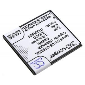 Аккумулятор для wifi роутера Alcatel One Touch Link Y858 - Cameron Sino | Фото 2