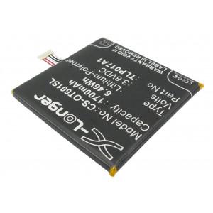 Аккумулятор для Alcatel (TLP017A1, TLP017A2) - Cameron Sino | Фото 2