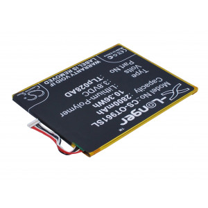 Аккумулятор для планшета alcatel Pixi 7 9006W - Cameron Sino | Фото 2