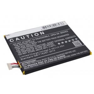 Аккумулятор для телефона Alcatel Flash 2 - Cameron Sino | Фото 4