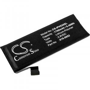 Аккумулятор для телефона Apple iPhone 5S (повышенной емкости) - Cameron Sino | Фото 1