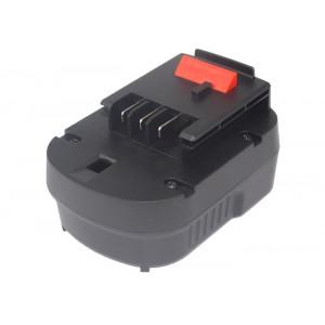 Аккумулятор для электроинструмента Black & Decker HPD1200 (2000 мАч) - Cameron Sino | Фото 1