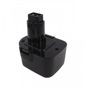 Аккумулятор для шуруповерта Black & Decker CD1202GK (2000 мАч) - Pitatel | Фото 1