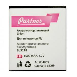 Аккумулятор для Fly (BL3218) - Partner | Фото 1