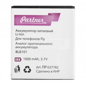 Аккумулятор для Fly (BL8101) - Partner | Фото 1