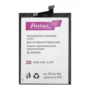 Аккумулятор для Highscreen (BL-N5000A) - Partner | Фото 1