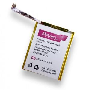 Аккумулятор для телефона Huawei P20 lite - Partner | Фото 1