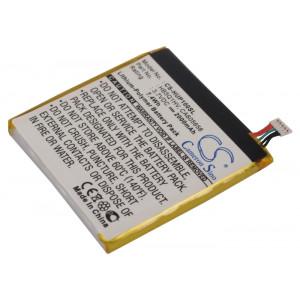 Аккумулятор для телефона Huawei Ascend D1 Quad XL U9510E - Cameron Sino | Фото 1