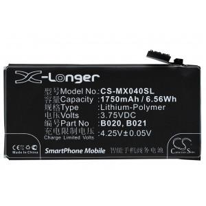 Аккумулятор для Meizu (B020, B021) - Cameron Sino | Фото 4