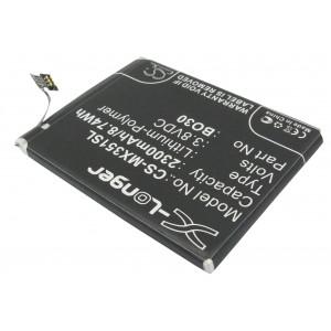 Аккумулятор для телефона Meizu MX3 - Cameron Sino | Фото 2
