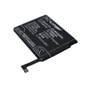 Аккумулятор для телефона Meizu MX4 - Cameron Sino | Фото 1