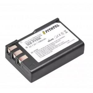 Аккумулятор для фотоаппарата Nikon D3000 (1080 мАч) - Pitatel | Фото 1