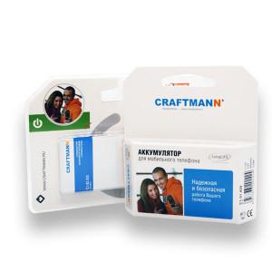 Аккумулятор для телефона Nokia 5000 - Craftmann | Фото 1