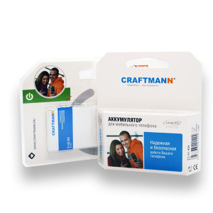 Аккумулятор для телефона Nokia 5000 - Craftmann | Фото 2