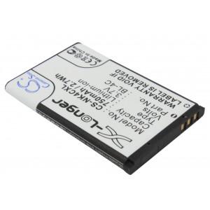 Аккумулятор для телефона Nokia 6133 - Cameron Sino | Фото 2