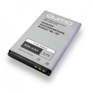Аккумулятор для телефона Nokia 6301 - Qumo | Фото 1