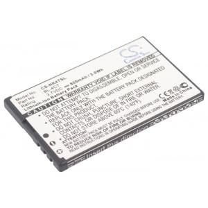Аккумулятор для телефона Nokia 5630 XpressMusic - Cameron Sino | Фото 1
