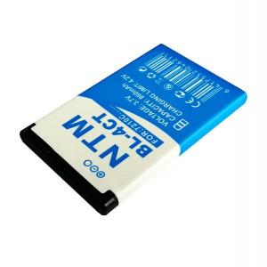 Аккумулятор для телефона Nokia 5630 XpressMusic - NTM | Фото 1