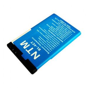 Аккумулятор для телефона Nokia 5630 XpressMusic - NTM | Фото 2