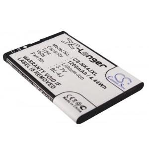 Аккумулятор для Nokia (BL-4J) - Cameron Sino | Фото 1