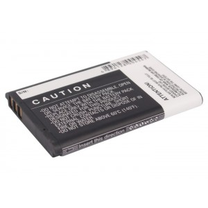 Аккумулятор для телефона Nokia N72 - Cameron Sino | Фото 3