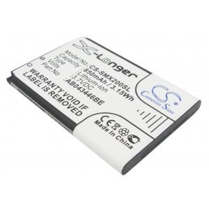Аккумулятор для телефона Samsung M150 - Cameron Sino | Фото 1