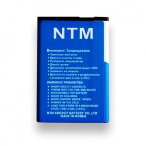 Аккумулятор для телефона Samsung S400i - NTM | Фото 2