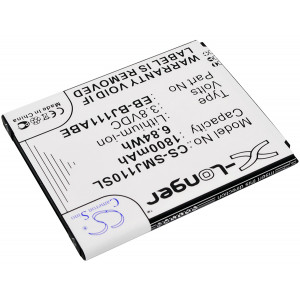 Аккумулятор для Samsung (EB-BJ111ABE) - Cameron Sino | Фото 2