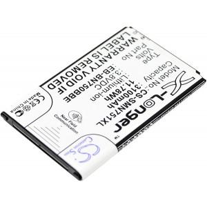 Аккумулятор для телефона Samsung Galaxy Note 3 Neo SM-N750 (с модулем NFC) - Cameron Sino   Фото 2