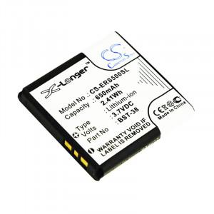 Аккумулятор для телефона Sony Ericsson C510 - Cameron Sino   Фото 1