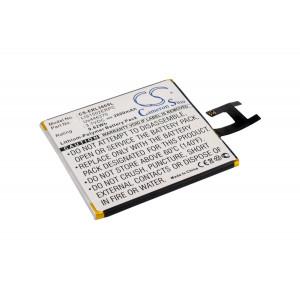 Аккумулятор для телефона Sony Xperia C (C2305) - Cameron Sino | Фото 1