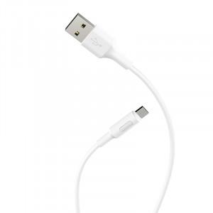 Дата-кабель USB - Micro USB HOCO X25 (2A, Белый) | Фото 2