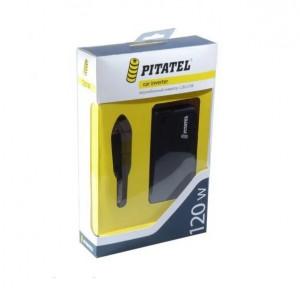 Инвертор автомобильный Pitatel KV-150.1US - 120W | Фото 2