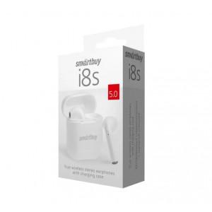 Наушники беспроводные SmartBuy i8s - White | Фото 3