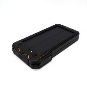 Портативное зарядное устройство - солнечная батарея Auzer APS12000 - 12000 мАч с влагозащитой | Фото 2