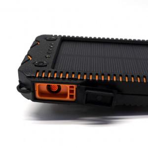 Портативное зарядное устройство - солнечная батарея Auzer APS12000 - 12000 мАч с влагозащитой | Фото 4