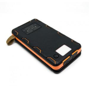 Портативное зарядное устройство - солнечная батарея Auzer APS8000 - 8000 мАч с 4-мя панелями | Фото 4