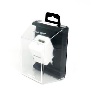 Сетевая зарядка универсальная с USB выходом (1A) White - Auzer | Фото 4