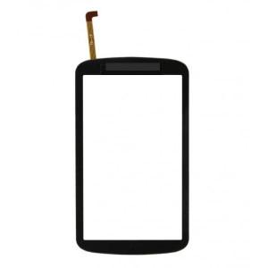 Тачскрин для телефона Alcatel OT-818 (черный) | Фото 2