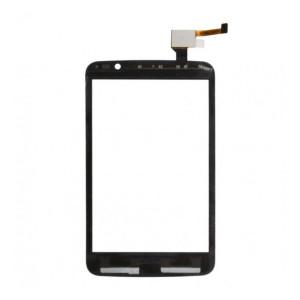 Тачскрин для телефона alcatel OT-991 (черный) | Фото 2