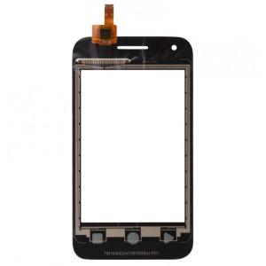 Тачскрин для телефона Alcatel Pixi 3 (3.5) OT-4009D (черный) | Фото 2