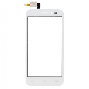 Тачскрин для телефона Alcatel Pop 2 (4.5) 5042D (белый)   Фото 2