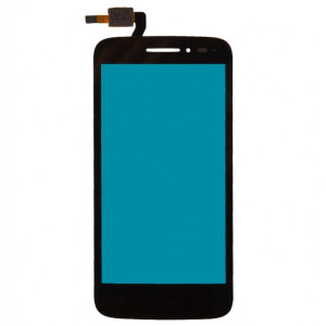 Тачскрин для телефона Alcatel Pop 2 (4.5) 5042D (черный)   Фото 1
