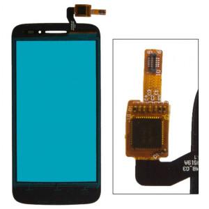 Тачскрин для телефона Alcatel Pop 2 (4.5) 5042D (черный)   Фото 2